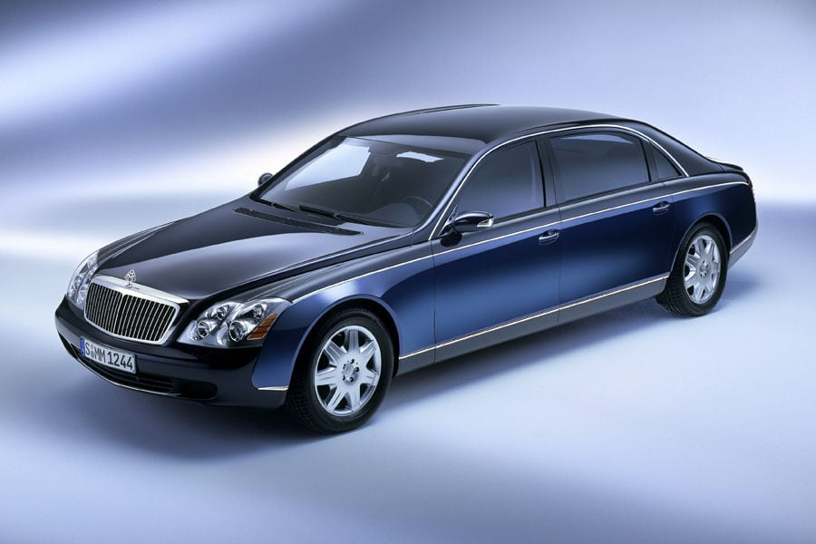 2012 Maybach 62 at a staggering $600k