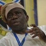 Professor Isaac Adeboye