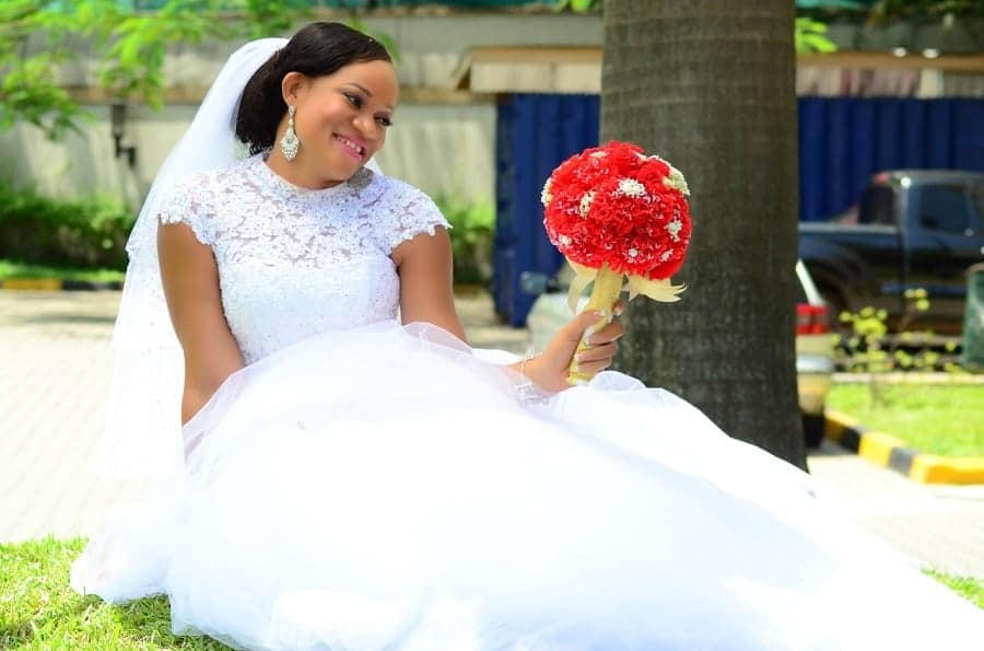 Married Nollywood stars