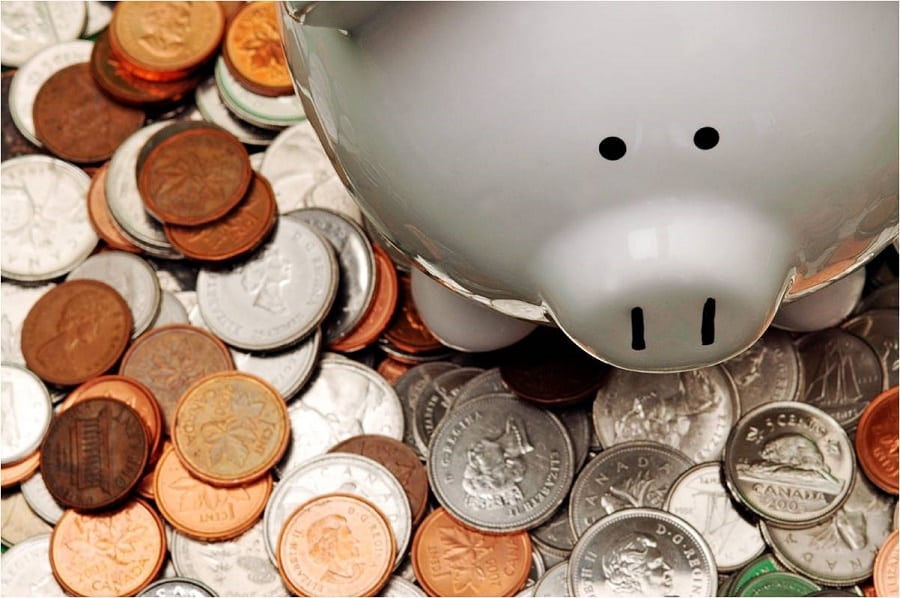 The little drops from a piggy bank | Image credit: learningexpress.com
