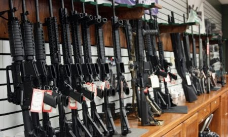 AR Rifles Imported Into Nigeria