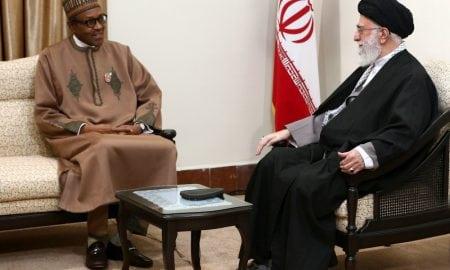 Muhammadu Buhari in Saudi Arabia
