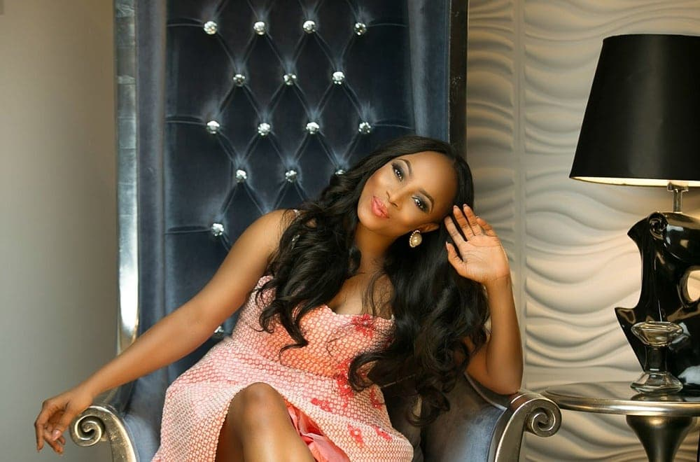 Toke Makinwa net worth and biography