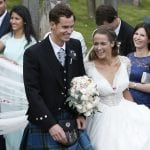 Andy Murray And Wife Kim Name Their Baby Sophia Olivia