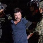 Mexican drug lord El chapo escapes for the third time