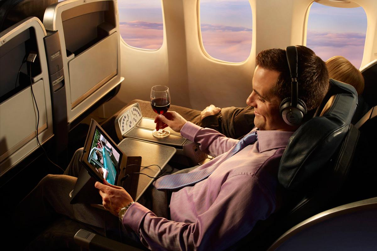 Inflight Wifi Business Travel