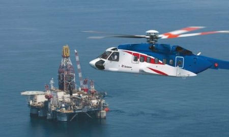 RRS Choppers Locates Crashed Lagos-Bound Bristow Helicopter