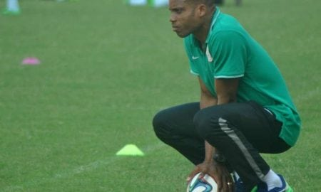 Sunday Oliseh resigns As Coach Of Nigeria's Super Eagles
