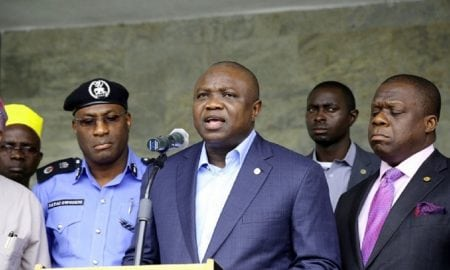 Lagos state government meet with stakeholders from Mile 12 market