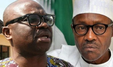 Buhari and Fayose