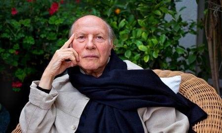 Hungarian Novelist Imre Kertesz