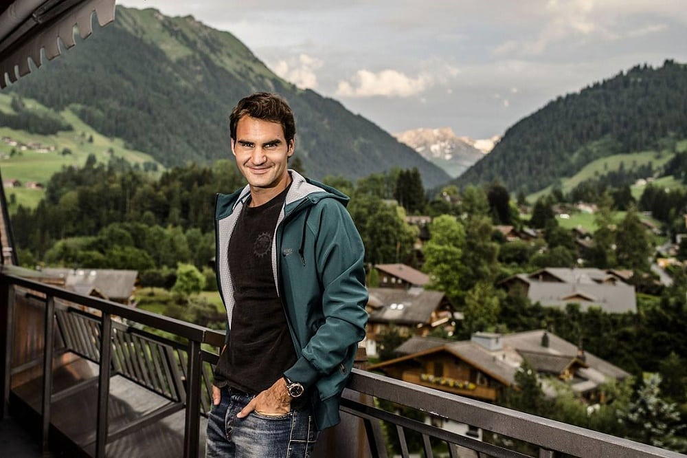 Roger Federer net worth and biography
