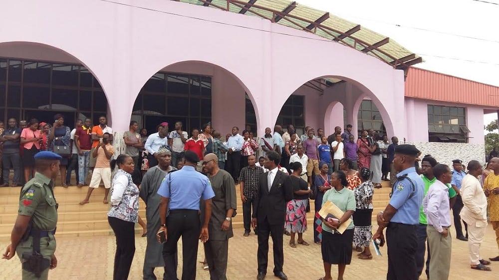 Babington Macaulay Junior Seminary School, Ikorodu
