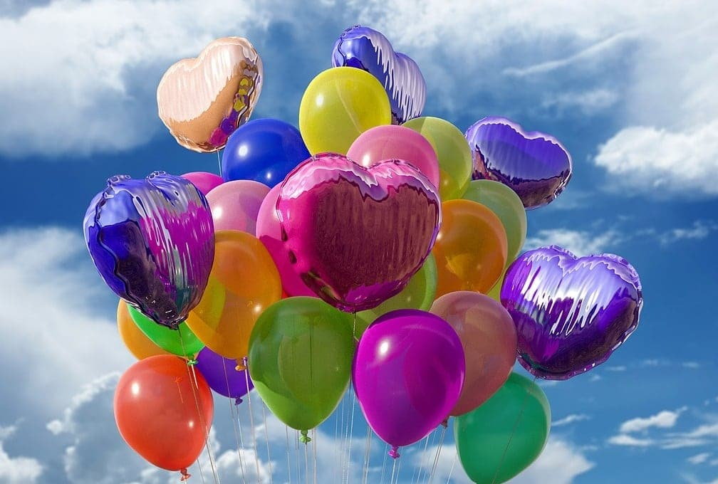8 Year Old Girl Killed By Her Birthday Balloon