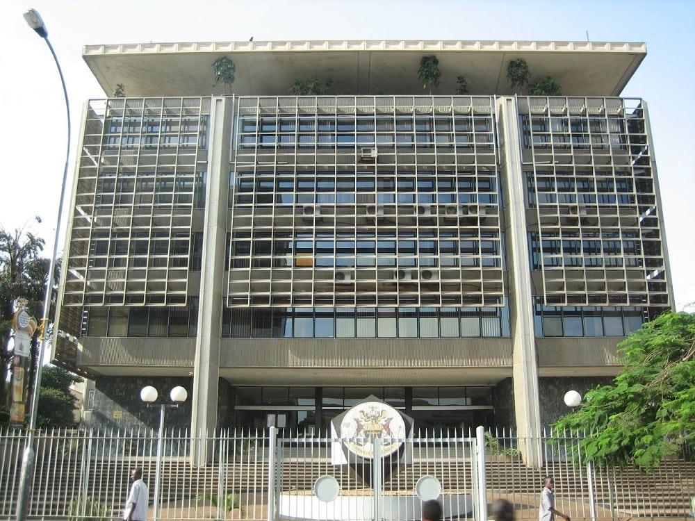 Uganda Central Bank
