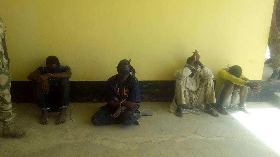 Boko Haram terrorists spies