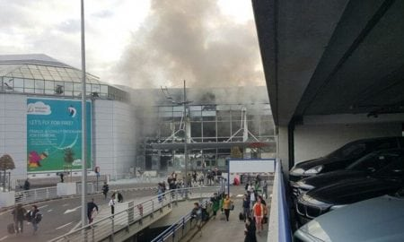 Muitiple Explosions Rocks Brussels Airport