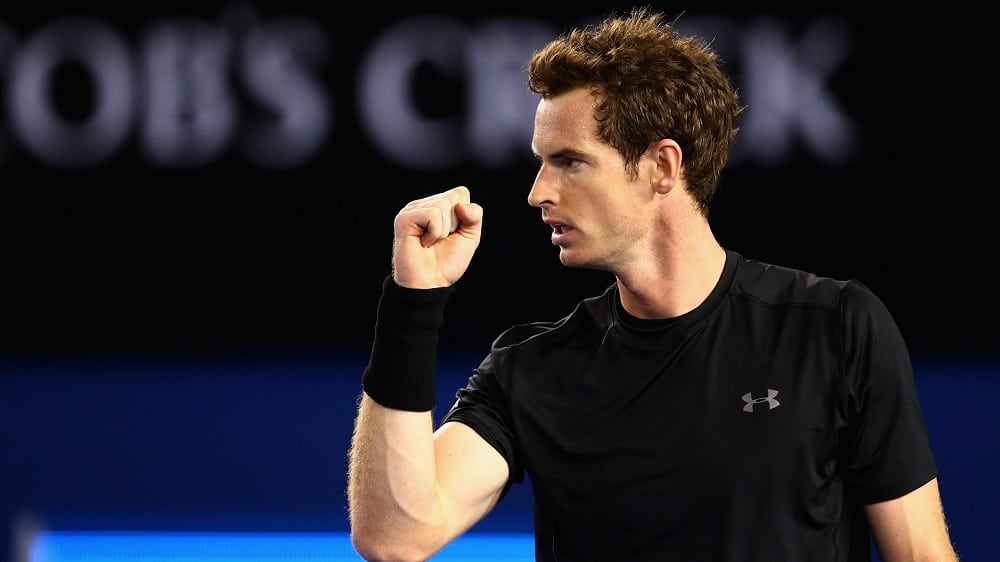 Andy Murray net worth and biography