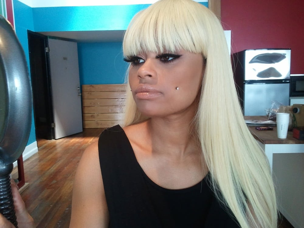 Blac Chyna Net Worth And Biography