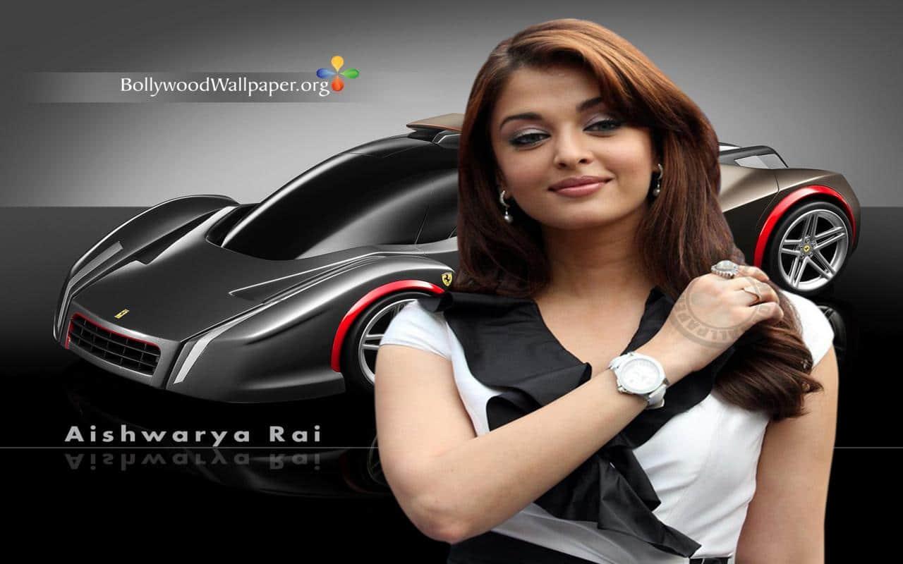Aishwarya Rai Bachchan cars
