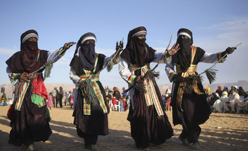 Fulani Warriors