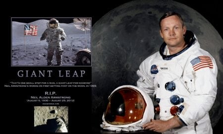 Funny Facts About Neil Armstrong