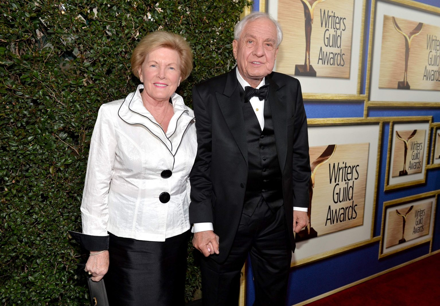 Garry Marshall and his Wife