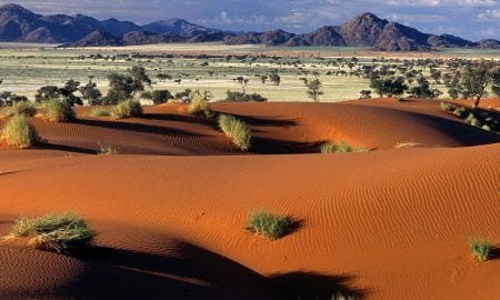 Ransom Facts About Namibia