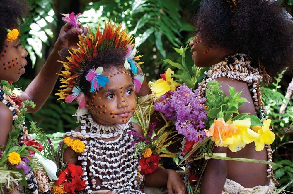 Papua new guinea girls