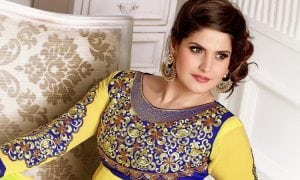 zareen khan net worth
