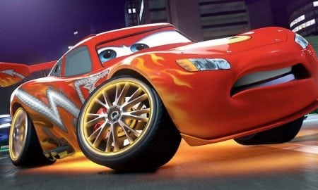 Disney movies Cars and Cars 2 car