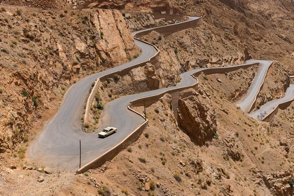 Morocco Driving