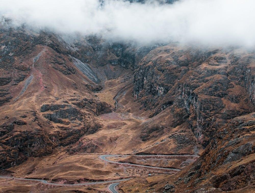 Peru Driving