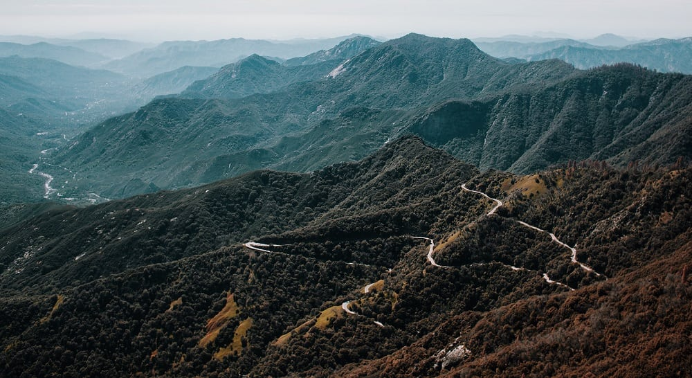 Sequoia National Park US