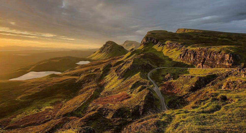 Skye United Kingdom