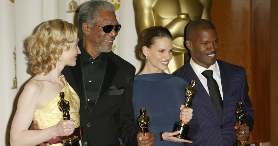 at the The 77th Annual Academy Awards - Press Room, Kodak Theatre, Hollywood