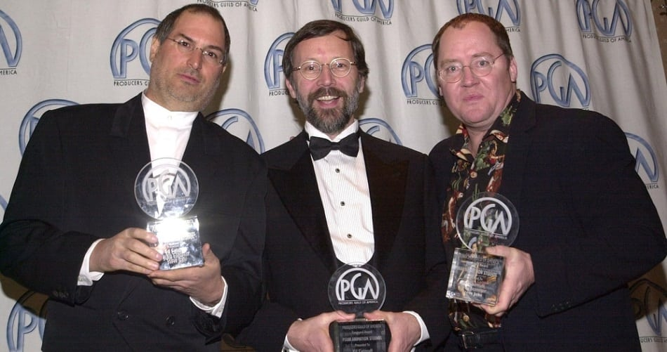 at the 13th Annual Producers Guild Awards, held in Century City, 03-03-02