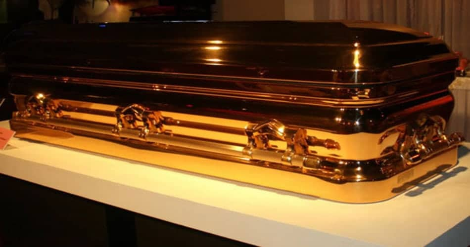 Gold Coffin