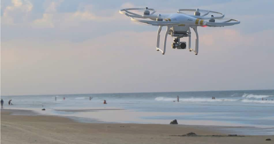 Drone Flight Time