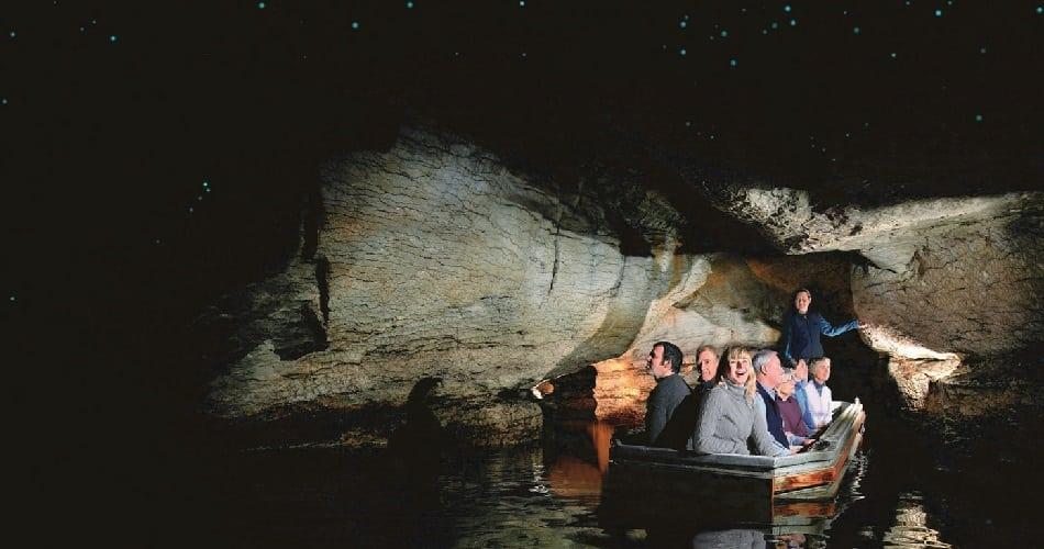 Glowworm Caving