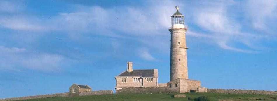 Lundy Lighthouse