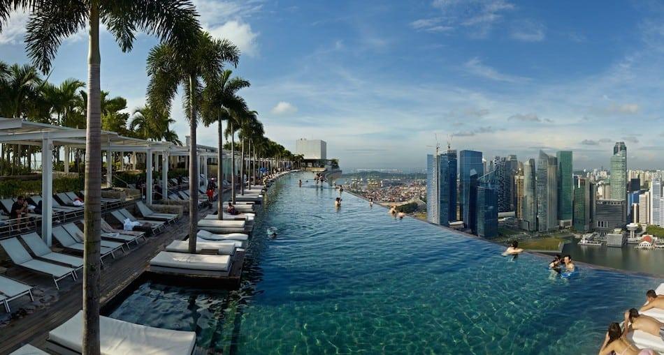 SkyPark At The Marina Bay Sands: Singapore