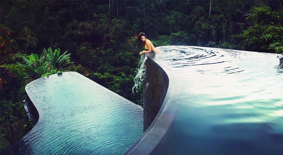 Ubud Hanging Gardens: Bali Indonesia
