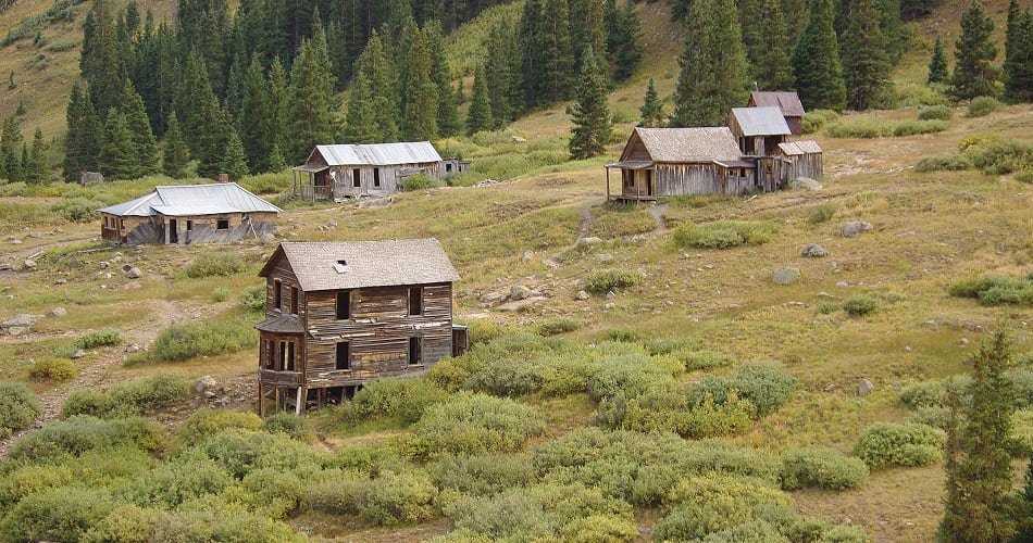 Animal Forks Ghost Town