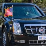 Cadillac One for the President