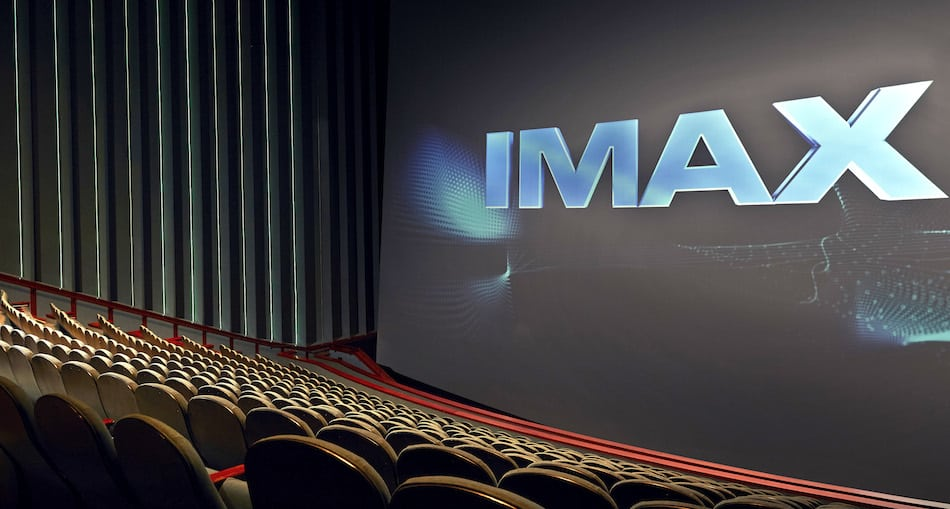 IMAX Screen Cleaner