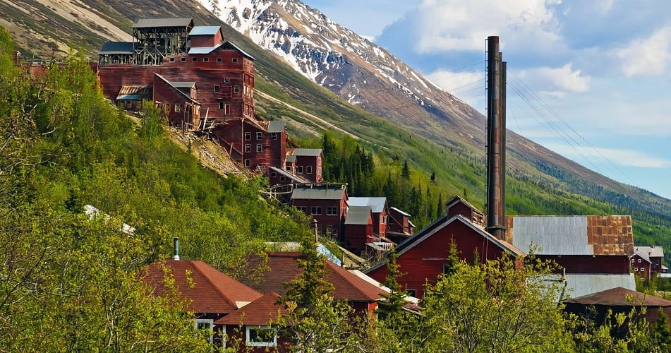 Kennecott Alaska Ghost Town