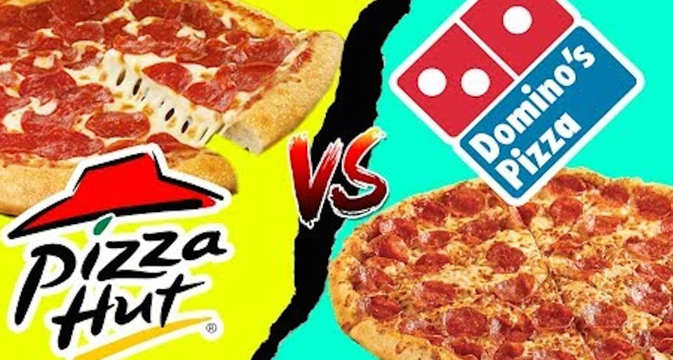 Domino's vs Pizza Hut