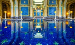 Hearst Castle Indoor Roman Pool