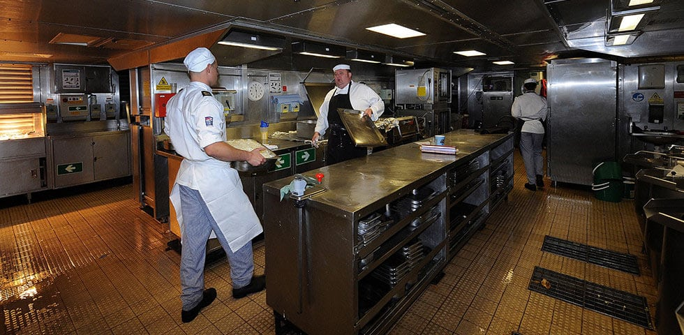 Submarine Chef